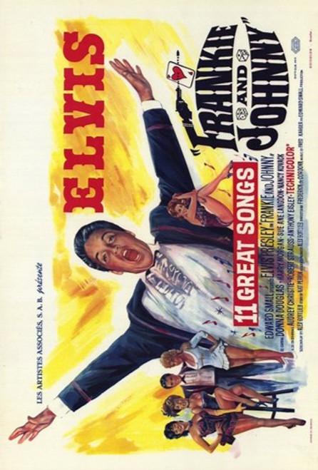 Frankie and Johnny Movie Poster (11 x 17) - Item # MOV205368