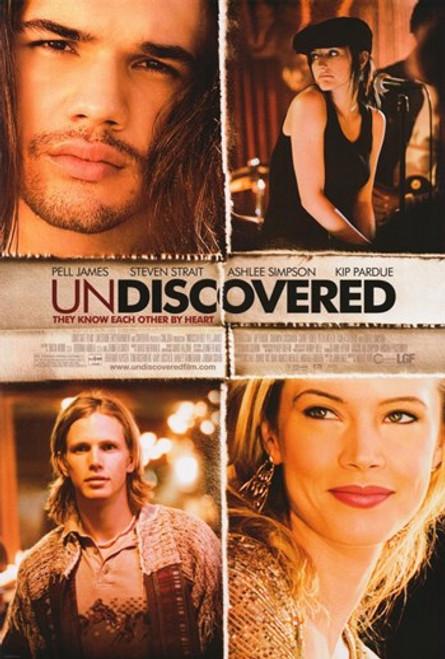 Undiscovered Movie Poster (11 x 17) - Item # MOV284110