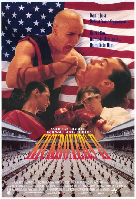 American Shaolin: King of the Kickboxers II Movie Poster Print (27 x 40) - Item # MOVGH0663