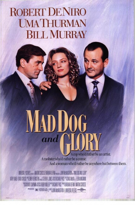 Mad Dog and Glory Movie Poster Print (27 x 40) - Item # MOVAH7354