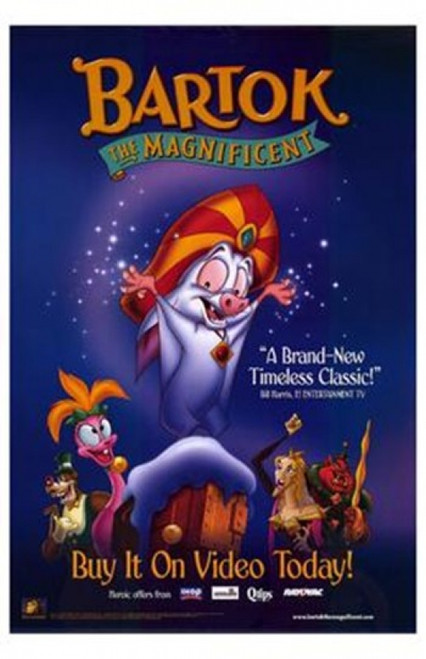 Bartok the Magnificent Movie Poster (11 x 17) - Item # MOV211031