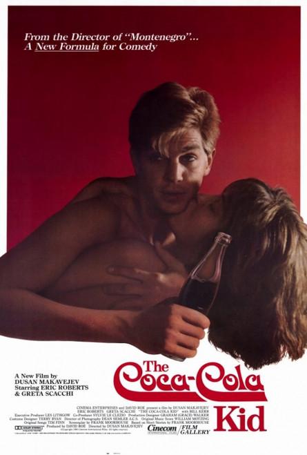 The Coca-Cola Kid Movie Poster Print (27 x 40) - Item # MOVCF4311