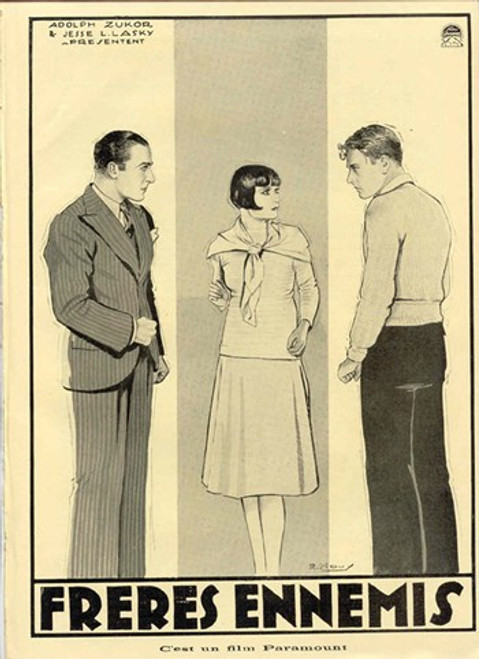 Rolled Stockings Movie Poster (11 x 17) - Item # MOV417000