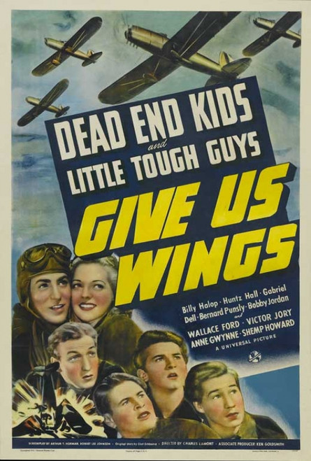 Give Us Wings Movie Poster Print (27 x 40) - Item # MOVGB46633