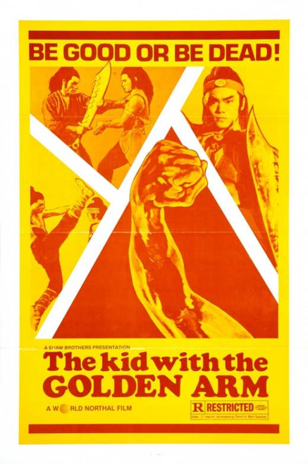 The Kid with the Golden Arm Movie Poster Print (27 x 40) - Item # MOVAB25943