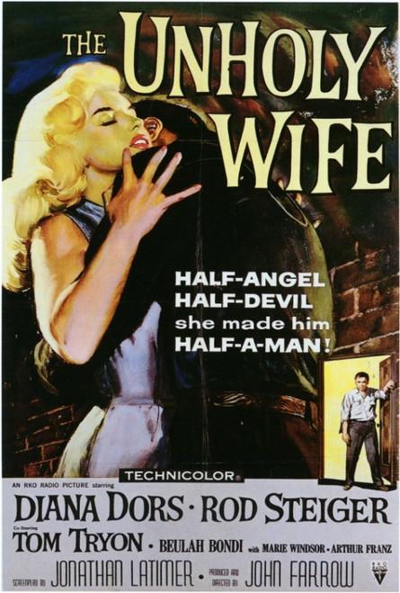 Unholy Wife, The Movie Poster Print (27 x 40) - Item # MOVGF9291