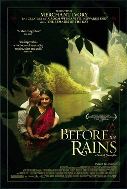 Before the Rains Movie Poster (11 x 17) - Item # MOV414685