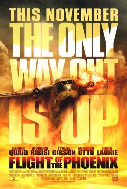Flight of the Phoenix Movie Poster Print (27 x 40) - Item # MOVEF4313