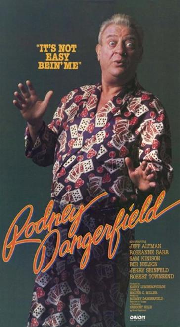 Rodney Dangerfield It's Not Easy Bein' Me Movie Poster (11 x 17) - Item # MOV210332