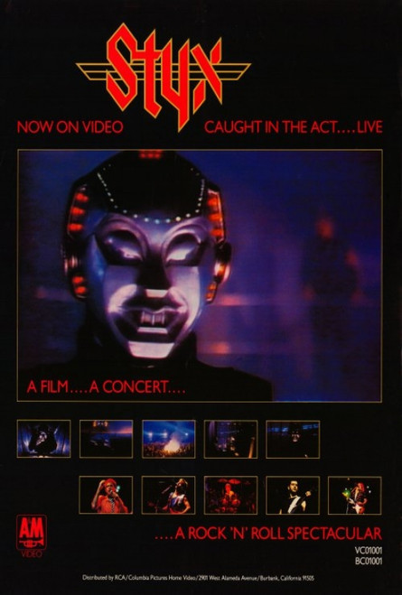 Styx Movie Poster Print (27 x 40) - Item # MOVEH3757
