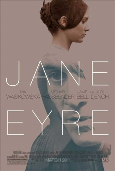 Jane Eyre Movie Poster (11 x 17) - Item # MOVCB75533