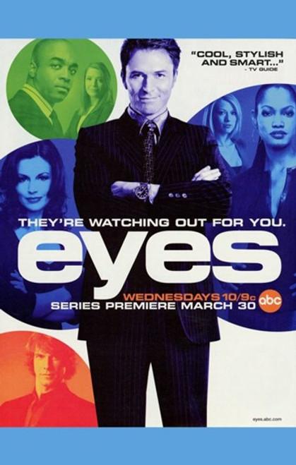Eyes Movie Poster (11 x 17) - Item # MOV257710