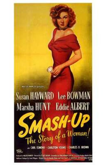 Smash Up the Story of a Woman Movie Poster (11 x 17) - Item # MOV197718