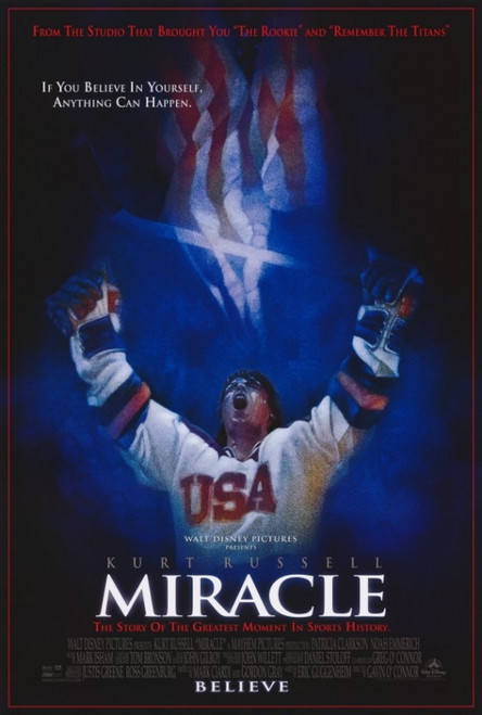 Miracle Movie Poster Print (27 x 40) - Item # MOVAF2163