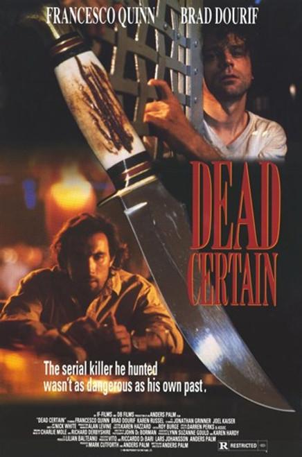 Dead Certain Movie Poster (11 x 17) - Item # MOV232407