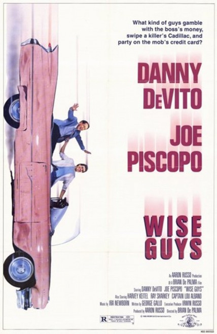 Wise Guys Movie Poster (11 x 17) - Item # MOV248310