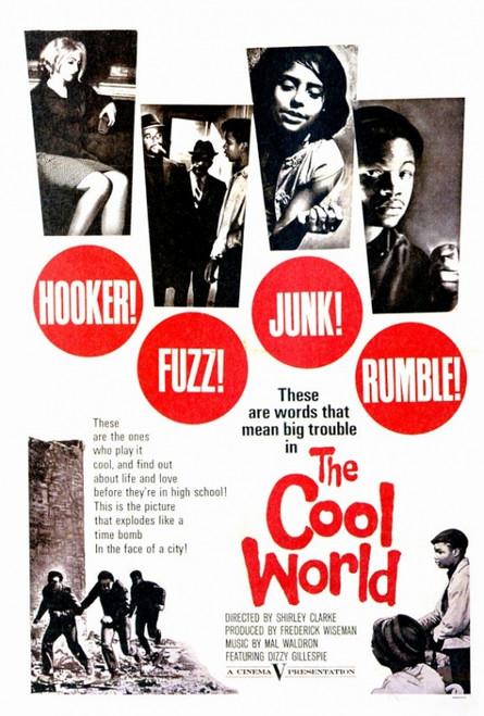 The Cool World Movie Poster Print (27 x 40) - Item # MOVGF8309