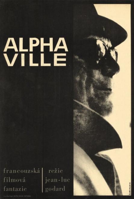 Alphaville Movie Poster Print (27 x 40) - Item # MOVGF3619