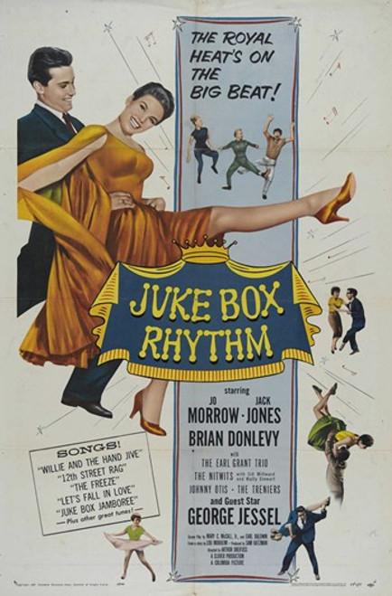 Juke Box Rhythm Movie Poster (11 x 17) - Item # MOV416866