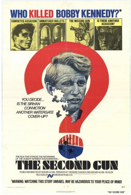 The Second Gun Movie Poster Print (27 x 40) - Item # MOVGH2331