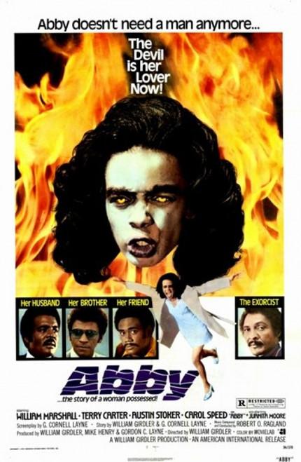 Abby Movie Poster (11 x 17) - Item # MOV189846
