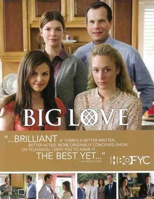 Big Love Movie Poster (11 x 17) - Item # MOV496288