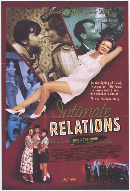 Intimate Relations Movie Poster Print (27 x 40) - Item # MOVCF2375
