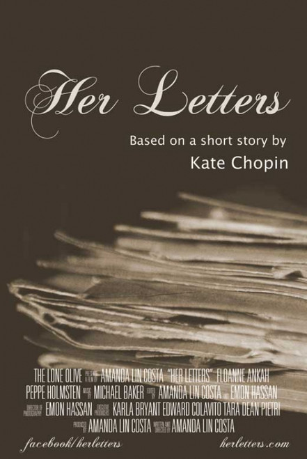 Her Letters Movie Poster Print (27 x 40) - Item # MOVGB74683