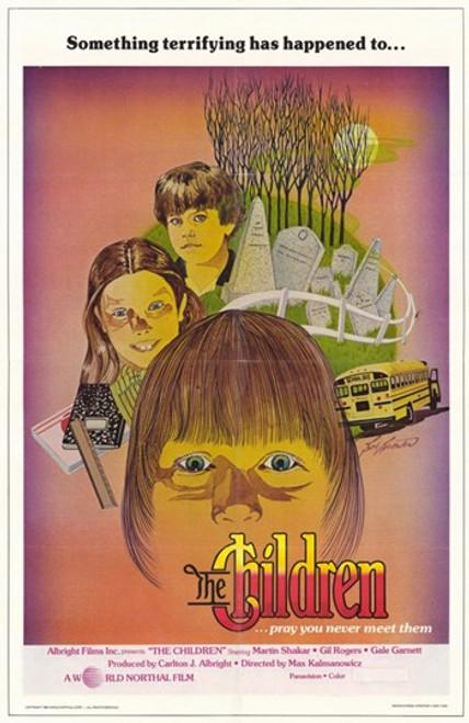 Children Movie Poster (11 x 17) - Item # MOV248599