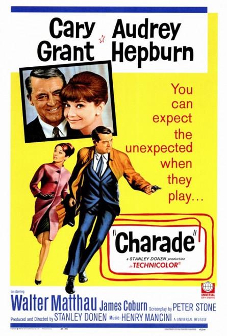 Charade Movie Poster Print (27 x 40) - Item # MOVGF4183