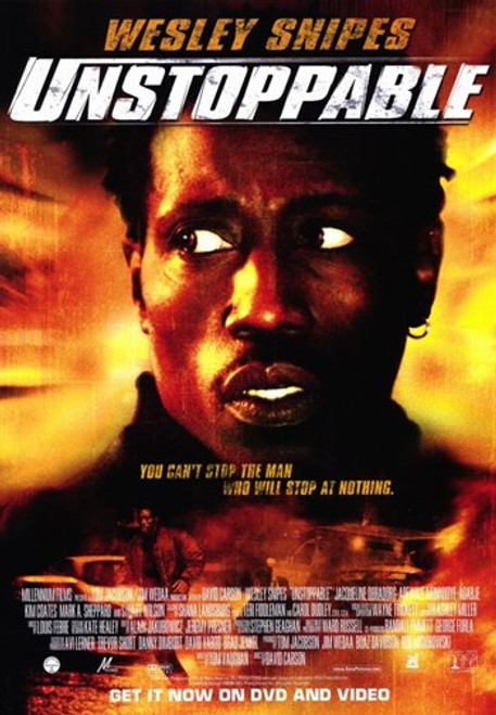 Unstoppable Movie Poster (11 x 17) - Item # MOV251897