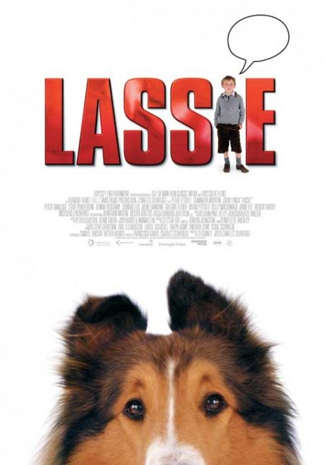 Lassie Movie Poster Print (27 x 40) - Item # MOVIJ1013