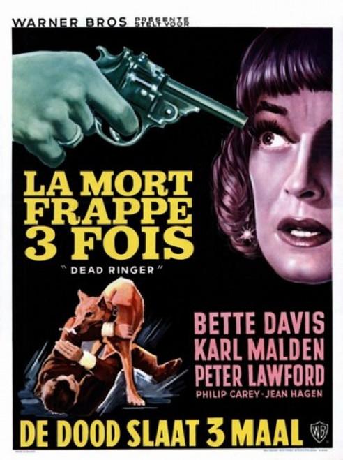 Dead Ringer Movie Poster (11 x 17) - Item # MOV205363