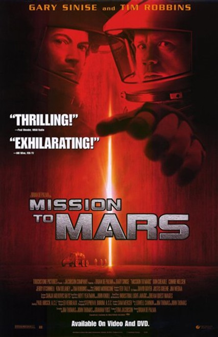Mission to Mars Movie Poster (11 x 17) - Item # MOV212560