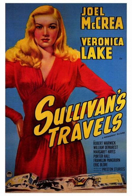 Sullivan's Travels Movie Poster Print (27 x 40) - Item # MOVCF9169