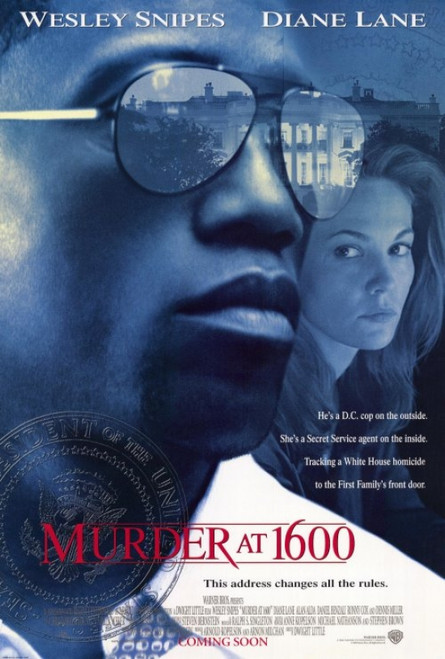 Murder at 1600 Movie Poster Print (27 x 40) - Item # MOVEH1409