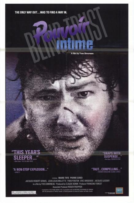 Pouvoir Intime Movie Poster Print (27 x 40) - Item # MOVAH8685