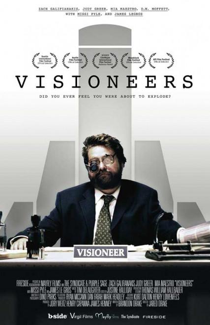 Visioneers Movie Poster Print (27 x 40) - Item # MOVAB92440
