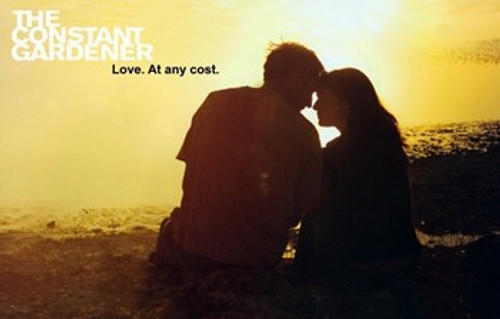 The Constant Gardener Movie Poster (17 x 11) - Item # MOV350500