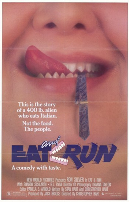 Eat and Run Movie Poster (11 x 17) - Item # MOV203726