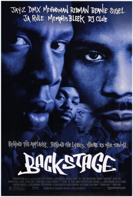 Backstage Movie Poster Print (27 x 40) - Item # MOVCH5666