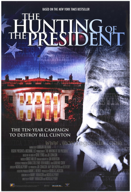 The Hunting of the President Movie Poster Print (27 x 40) - Item # MOVAF3377