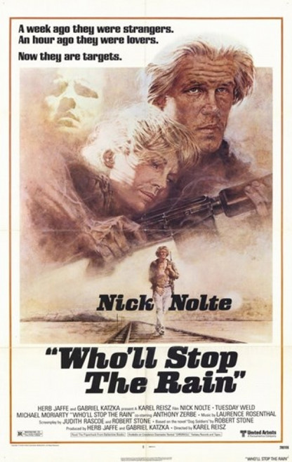 Who'll Stop the Rain Movie Poster (11 x 17) - Item # MOV235403