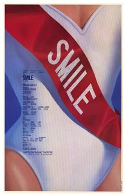 Smile (Broadway Musical) Movie Poster (11 x 17) - Item # MOV256570