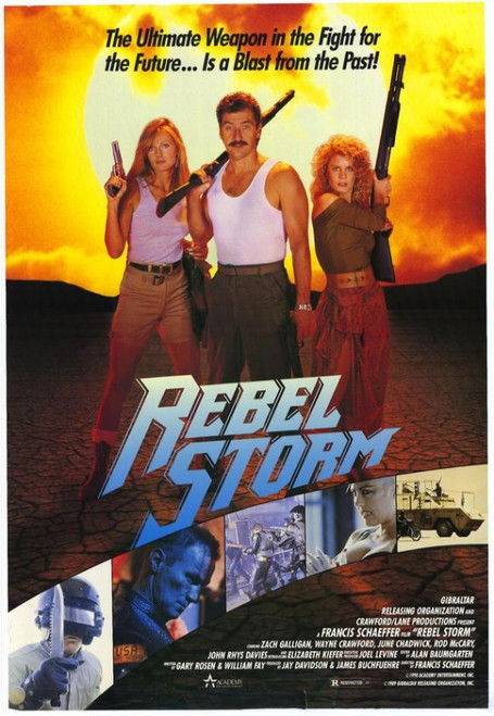 Rebel Storm Movie Poster Print (27 x 40) - Item # MOVGF8436