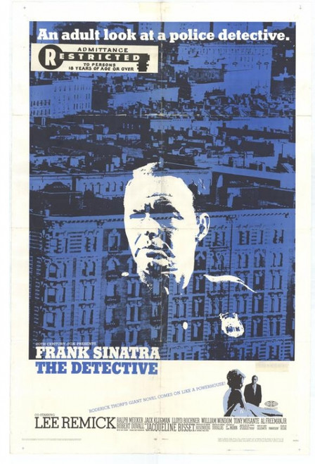 The Detective Movie Poster Print (27 x 40) - Item # MOVCH2279