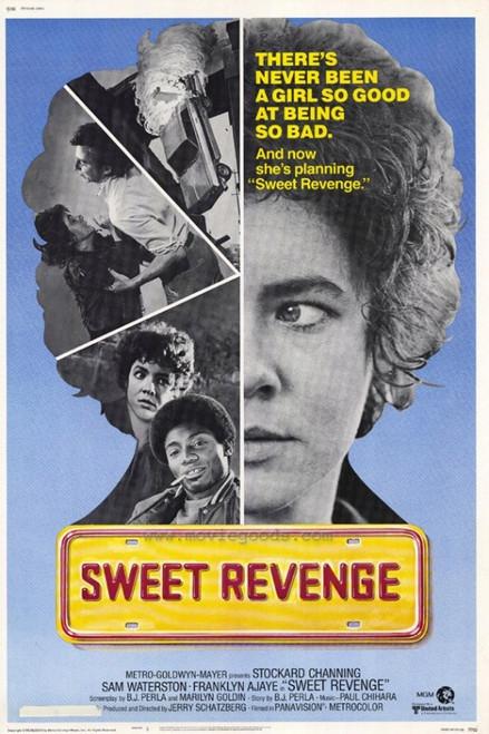 Sweet Revenge Movie Poster Print (27 x 40) - Item # MOVCF2441