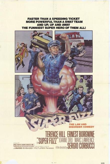 Super Fuzz Movie Poster Print (27 x 40) - Item # MOVEG1886