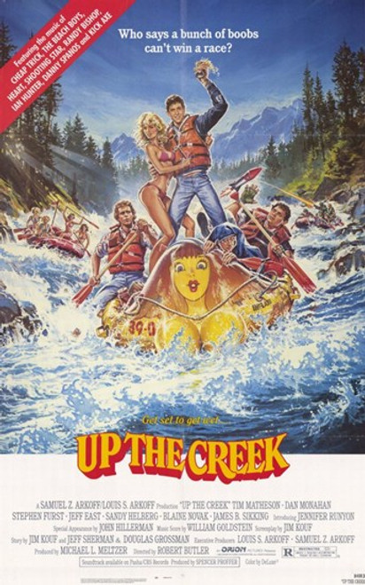 Up the Creek Movie Poster (11 x 17) - Item # MOV248502