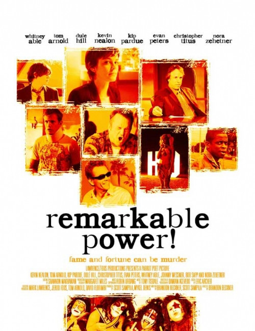Remarkable Power Movie Poster Print (27 x 40) - Item # MOVCB80860